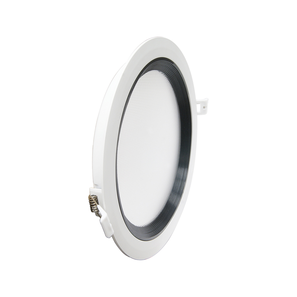 FULLWAT - ISSIA-DW24-BN-UG. Downlight LED de 224mm. 24W - 4500K - 1680lm - CRI>80 - 220 ~ 240 Vac