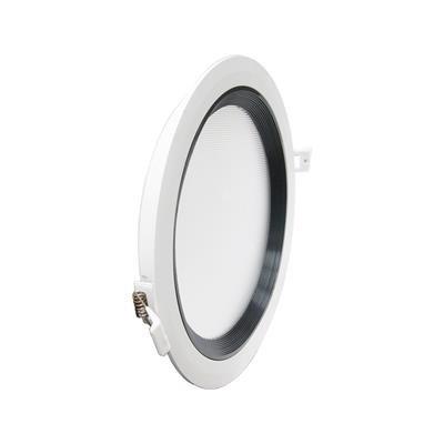 FULLWAT - ISSIA-DW24-BF-UG. Downlight LED de 224mm. 24W - 6000K - 1680lm - CRI>80 - 220 ~ 240 Vac